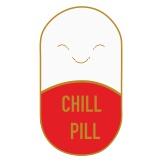 Chill Pill rdeči