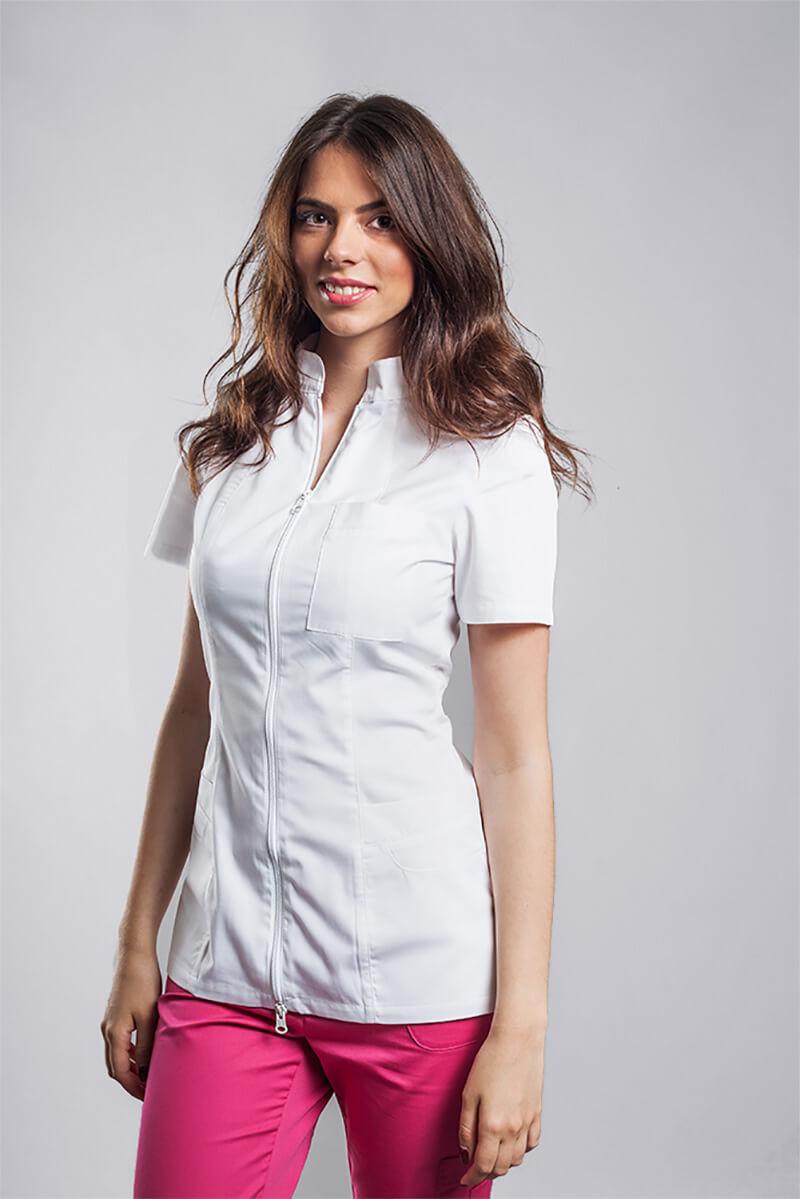 Bluza B6 bijela 2