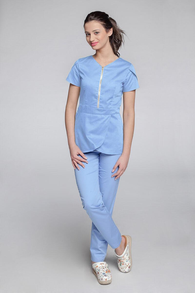 Cute bluza B7 svj. plava 2