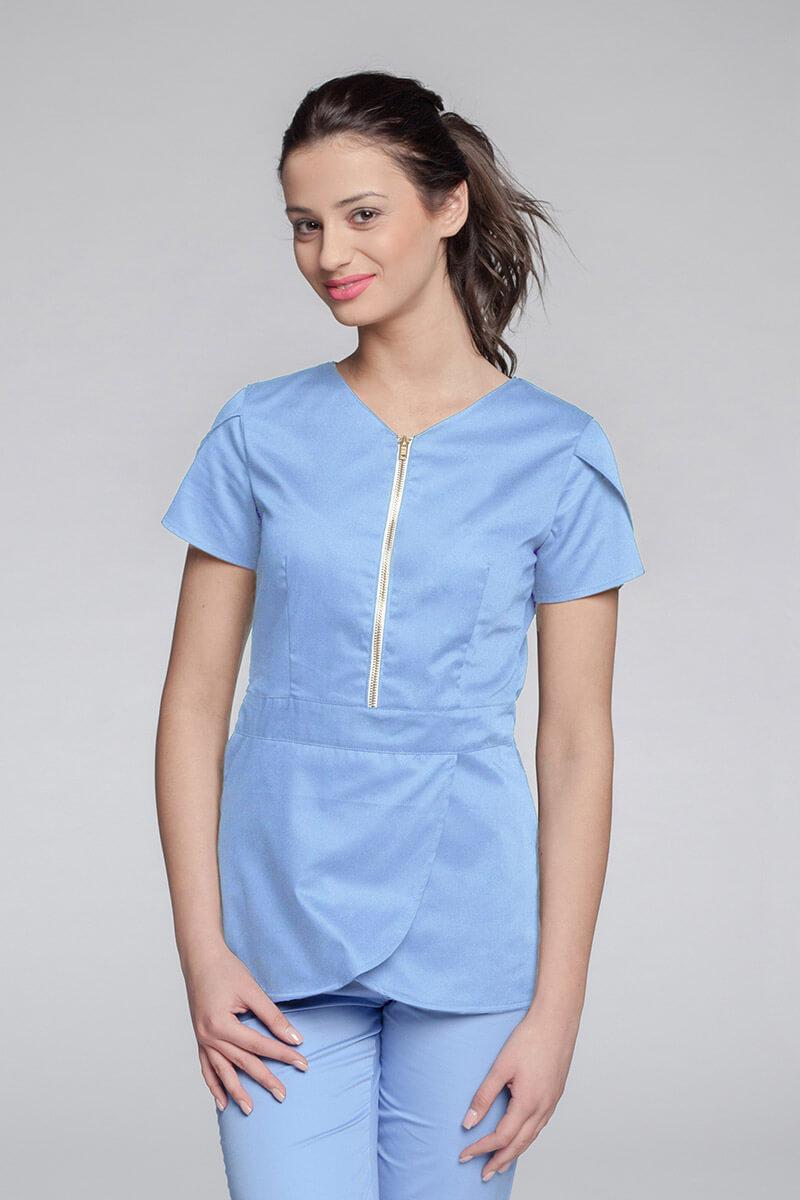 Cute bluza B7 svj. plava 1