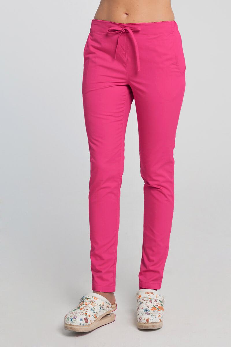 Cute medicinska odjeća, hlače H3 fuksija