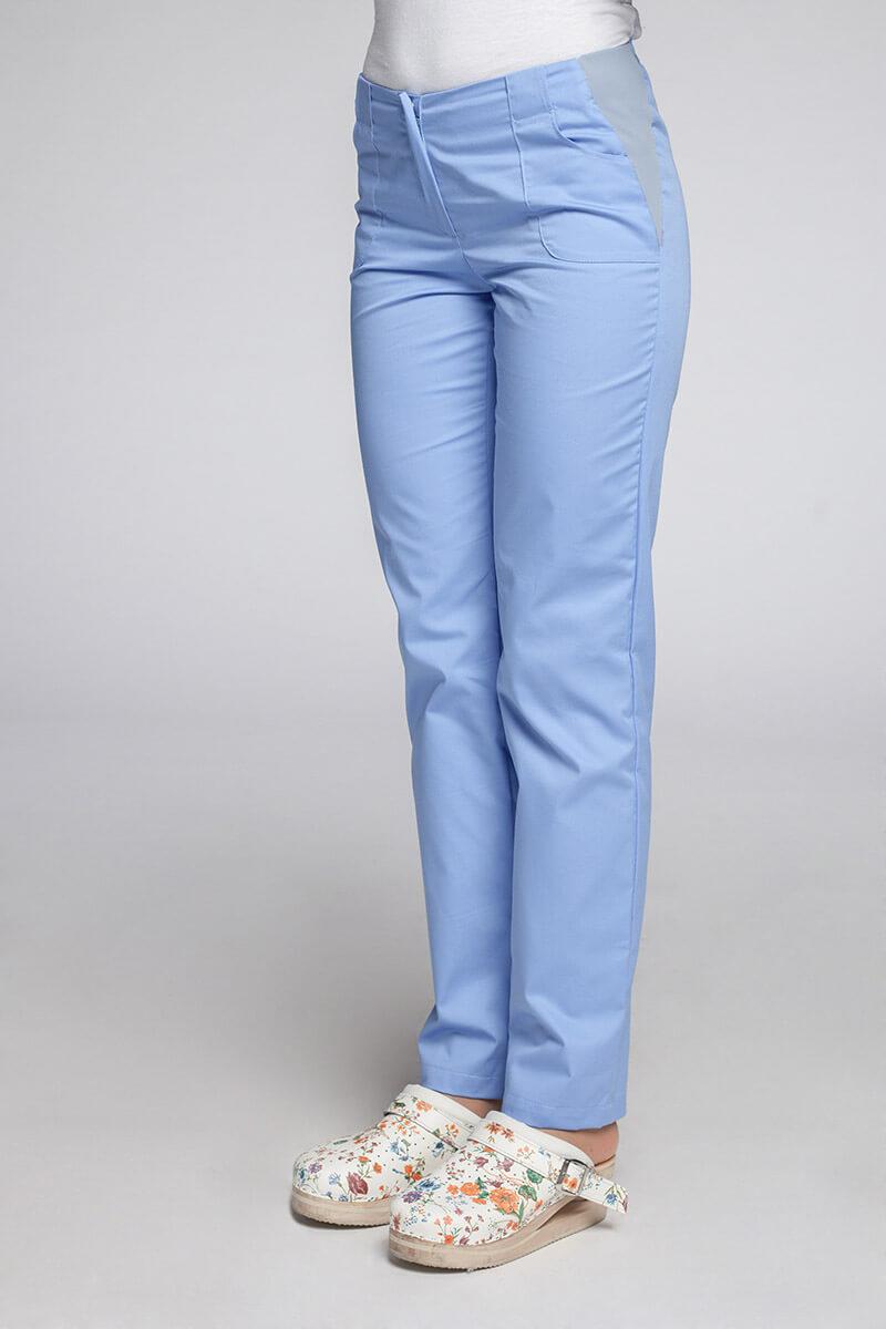 Cute hlače H4 svj plave