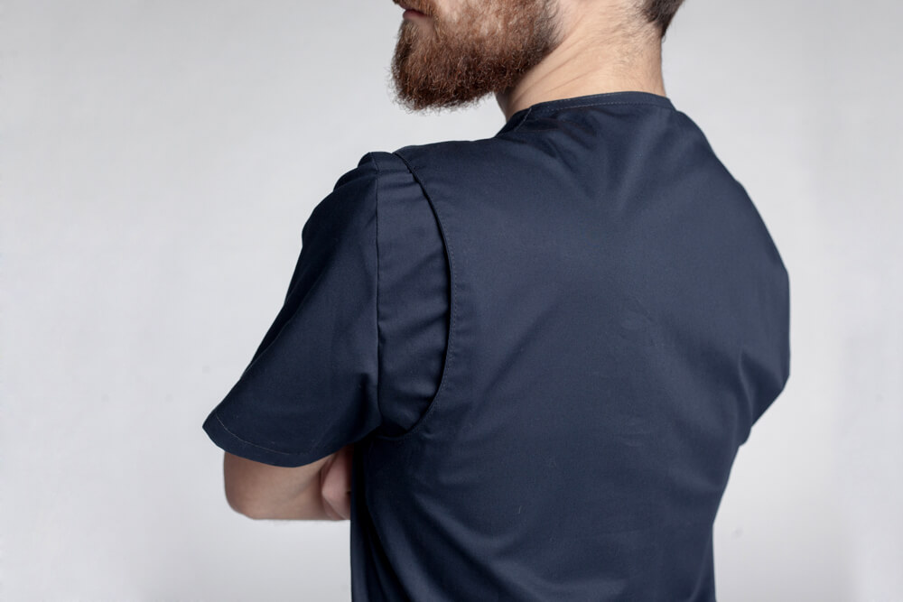 Muška bluza M5 t. plava 2