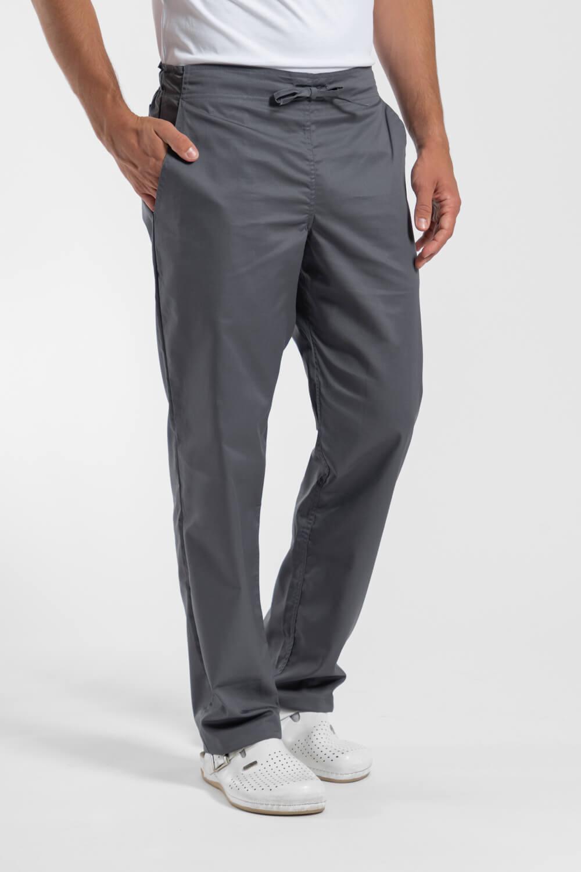 Cute muške hlače sive